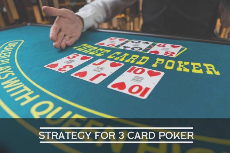 Three-Card Poker Strategy