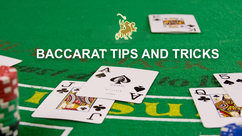 Best Baccarat Tips and Tricks 2018