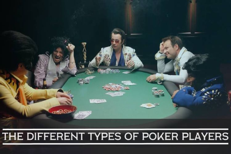 The Different Types of Poker Players