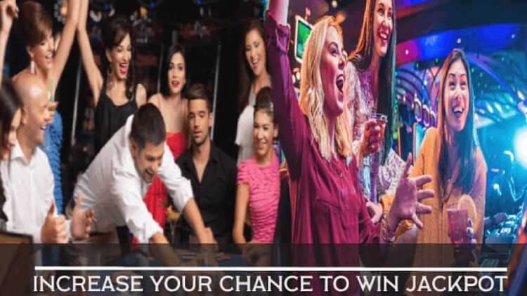 increase your chances of winning jackpot