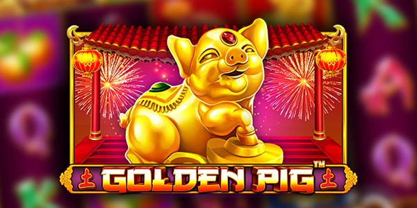 Golden Pig – Pragmatic Play