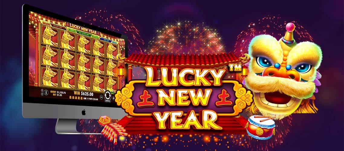 Lucky New Year – Pragmatic Play: