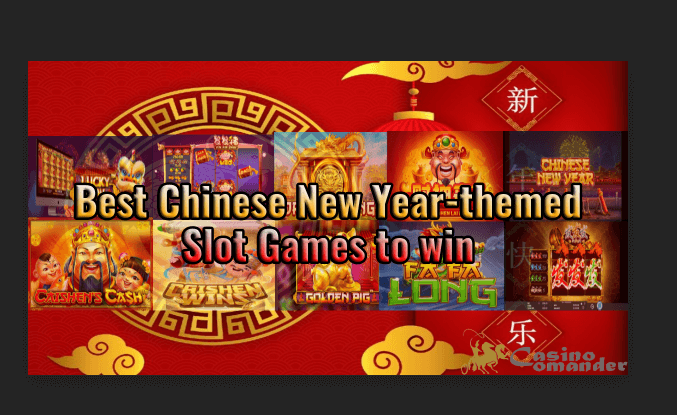 best Chinese new year themed slot