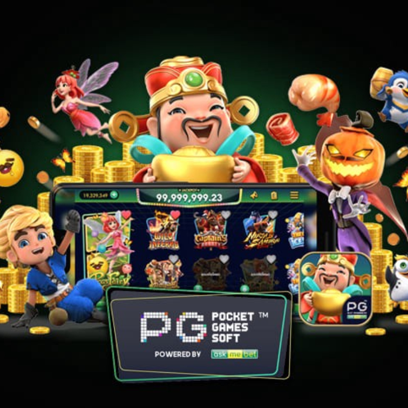 PG SLOT online casino game provider