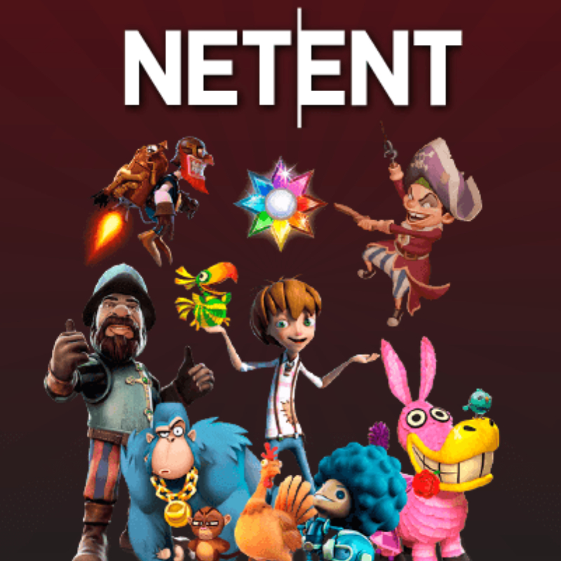 NetEnt Better Gaming online casino game provider