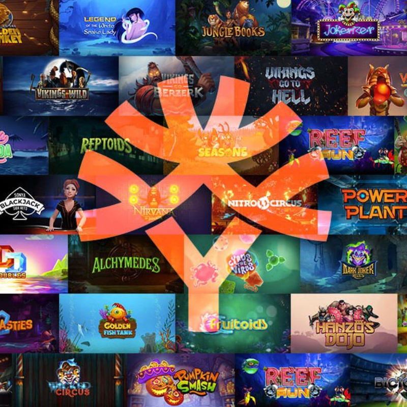 Yggdrasil Gaming Ltd games online casino game provider
