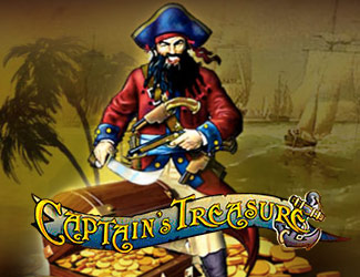 Captain's Treasure is a pirate-themed slot game from Playtech.