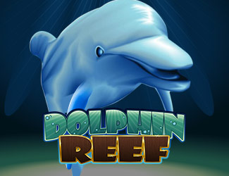 Dolphin Reef is an ocean-themed slot game.