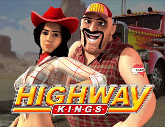 Highway Kings is an online casino slot game famous in Malaysia