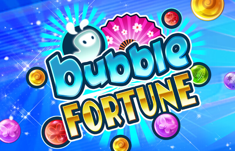 Bubble Fortune online casino mobile shooting game