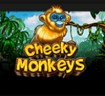 Cheeky Monkeys slot game icon
