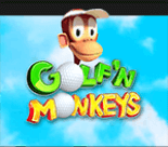 Golf'n Monkeys slot game icon