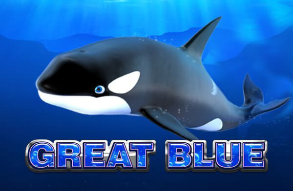 Play Great Blue slot game at 918Kiss/SCR888