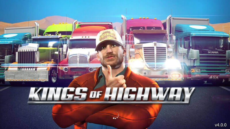 Kings of Highway good graphics