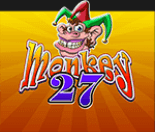Monkey 27 slot game icon