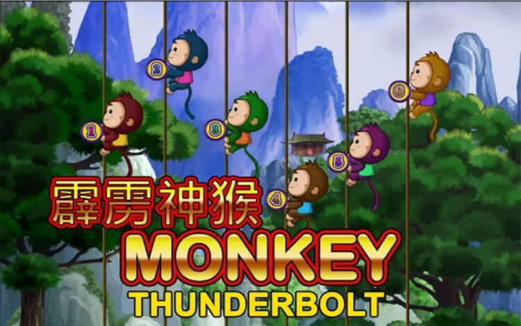 Play Monkey Thunderbolt at 918Kiss/SCR888