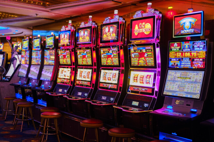 Online slot games are popular in Malaysia