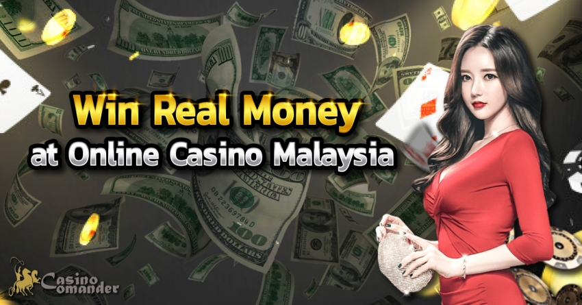 Win Real Money at Online Casino Malaysia
