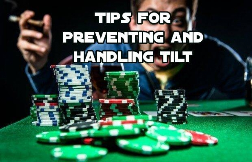 What is Tilt in Poker Games Online?