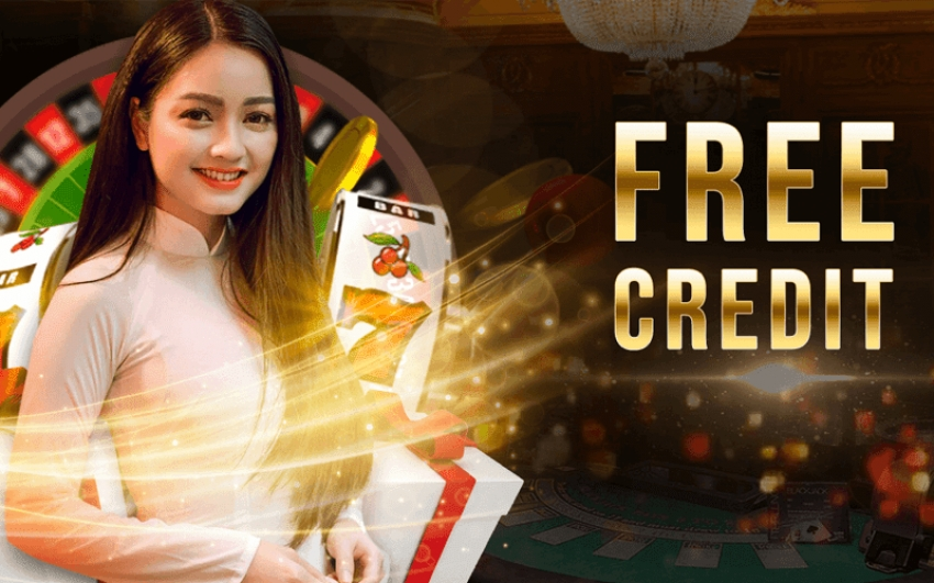 Why you cannot win at free credit?