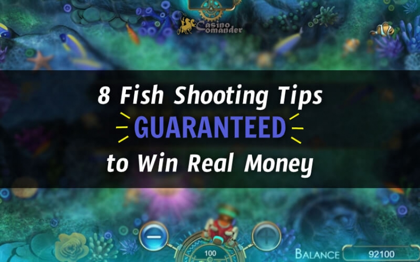 8 Fish Shooting Game Tips SURE to Win You REAL Money!