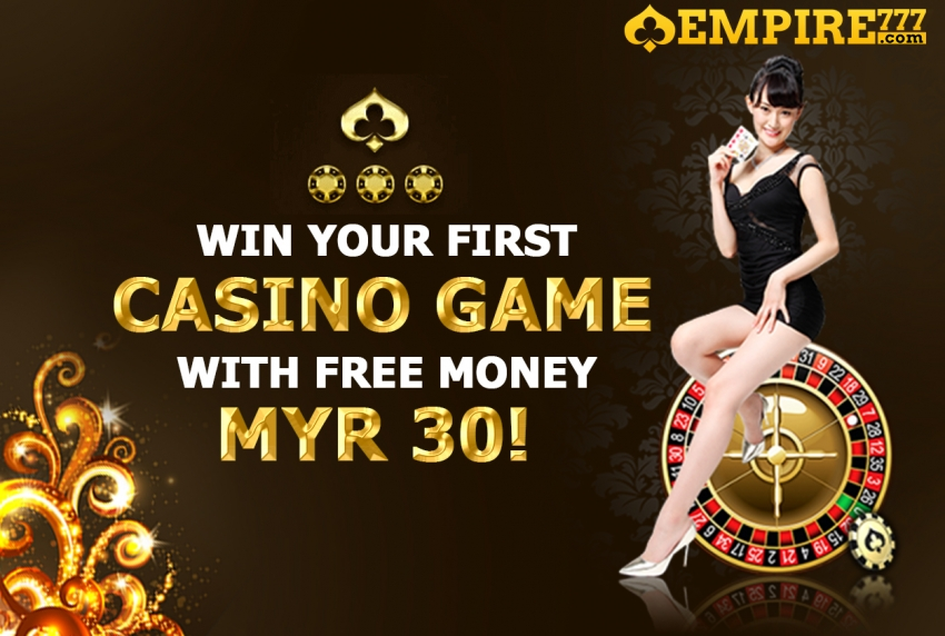 Get EMPIRE777 RM30 Free Credit No Deposit Malaysia 2020!