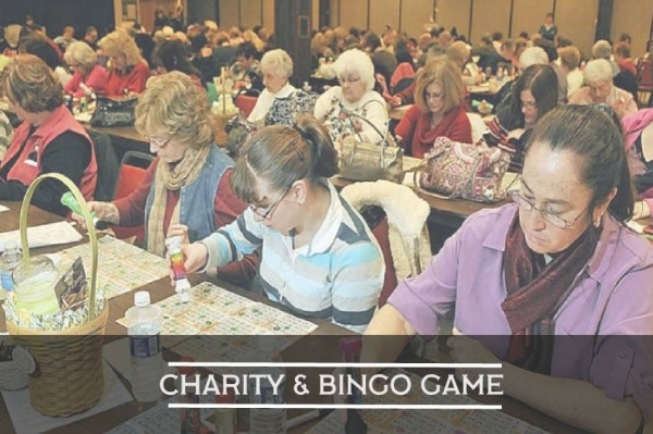 Charity and Bingo, The Perfect Combo