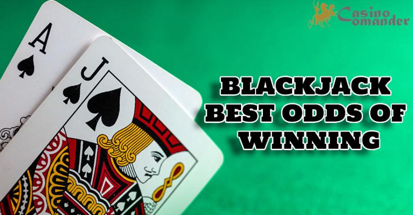 Blackjack Best Odds of Winning