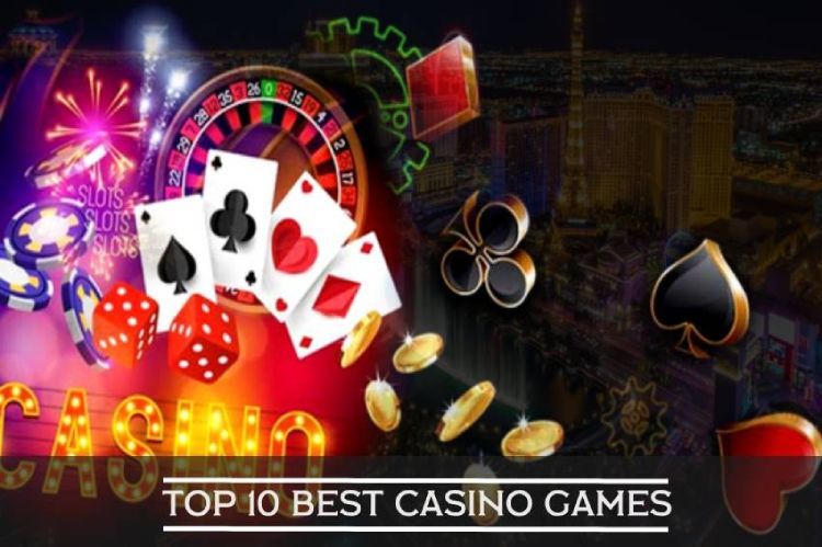Top 10 Best Casino Games