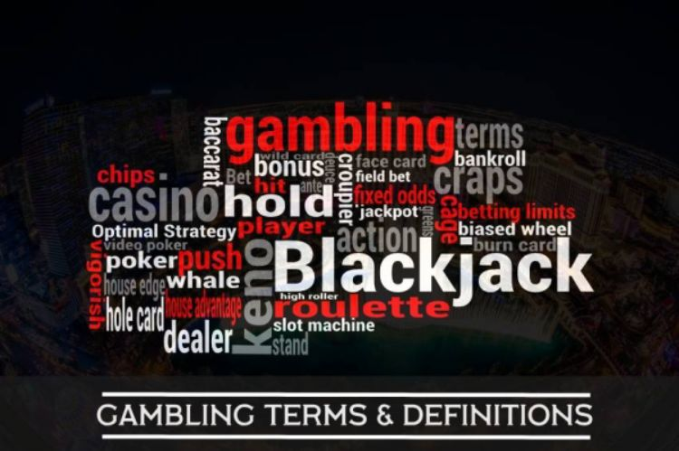 burned gambling definition