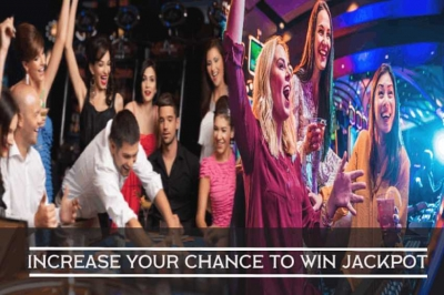 Increase your chance to win Jackpot