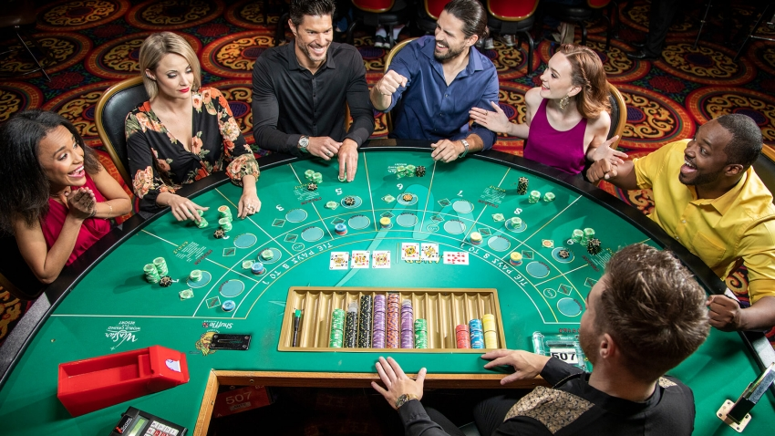 Here's 5 Tips to Winning Big at Online Baccarat